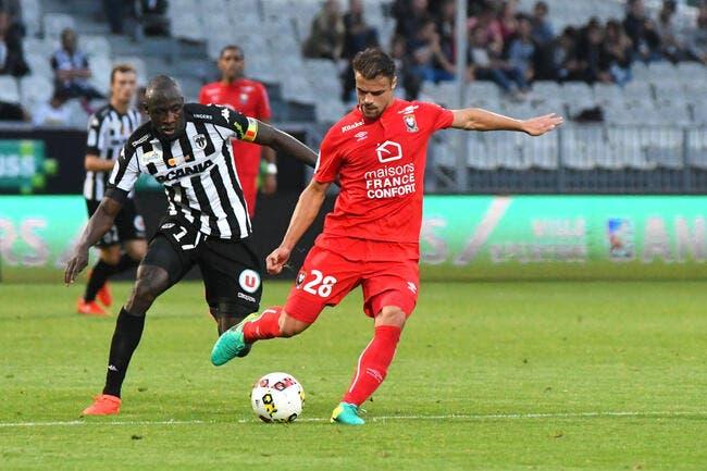SMC : Caen a oublié la rouste contre le PSG, mais ça n'a pas suffi