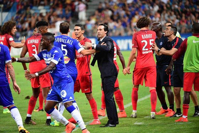 Bastia: Le SCB porte plainte contre le PSG!