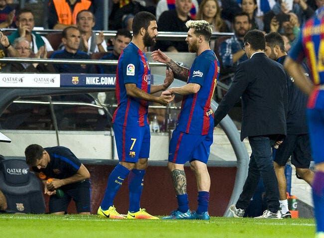 Espagne: Messi blessé, le Barça a tout perdu
