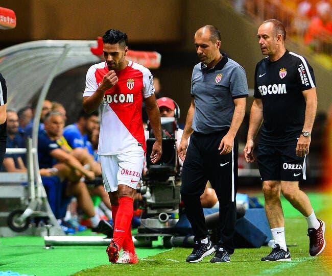 Monaco : Falcao toujours hospitalisé, Jardim se fâche
