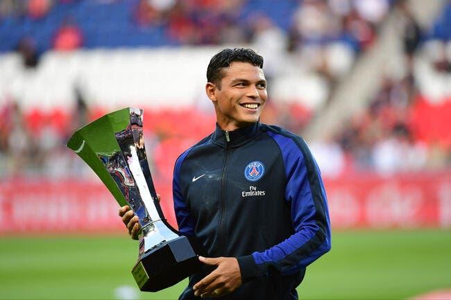 T. Silva, Ben Arfa… Le PSG écrase le Top 10 des salaires de L1