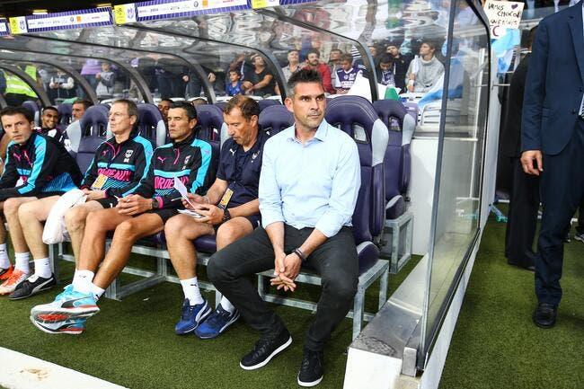 Bordeaux: Gourvennec tire les oreilles d'Aulas pour ses propos sur Malcom