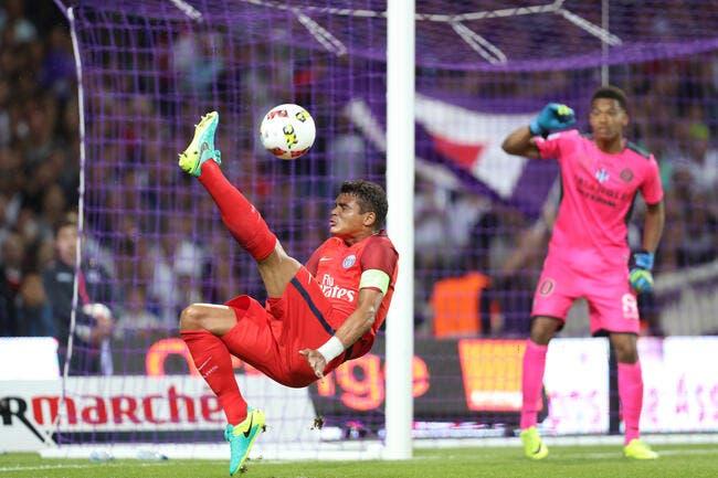 Le PSG se saborde et donne la victoire à Toulouse!