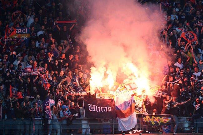 PSG: Le retour des Ultras, un vaste écran du fumée?
