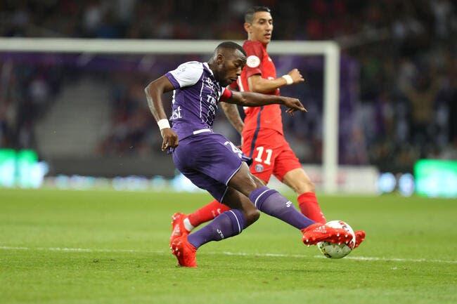 TFC : Le PSG a fait des boulettes, Toulouse en a profité