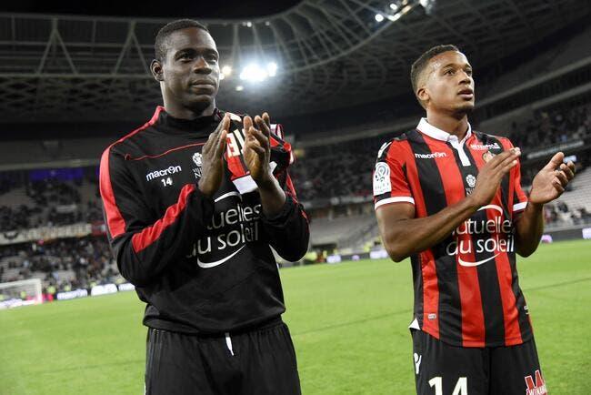 Nice : Touché aux adducteurs, Balotelli forfait à Nancy