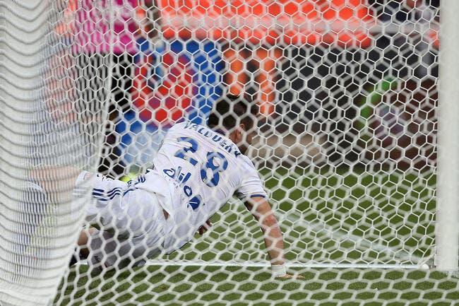 OL : Valbuena furieux «d'une faute professionnelle»