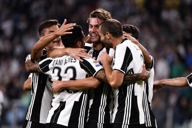 Palerme - Juventus : 0-1