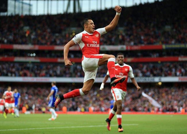 Premier League : Arsenal enchaîne en cartonnant Chelsea !