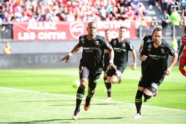 Valenciennes - Lens : 1-2