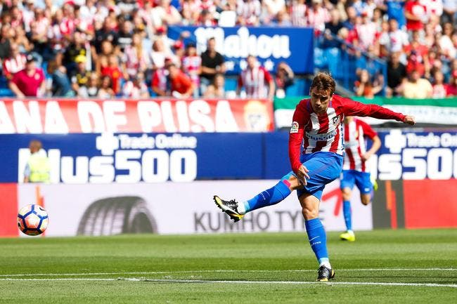 Atlético Madrid - Deportivo : 1-0