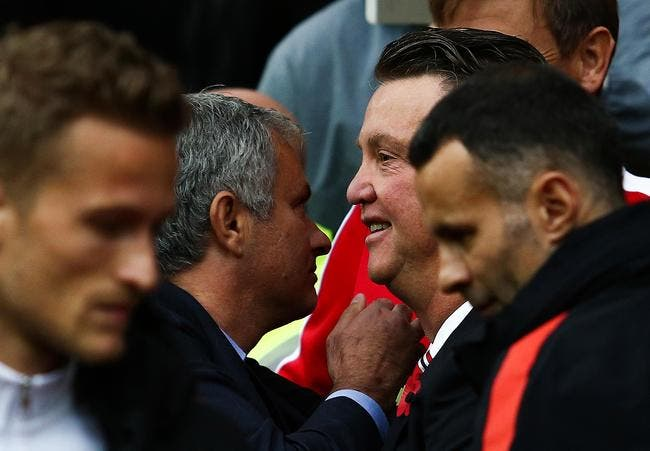 MU: Un mauvais départ, Mourinho accuse… Van Gaal