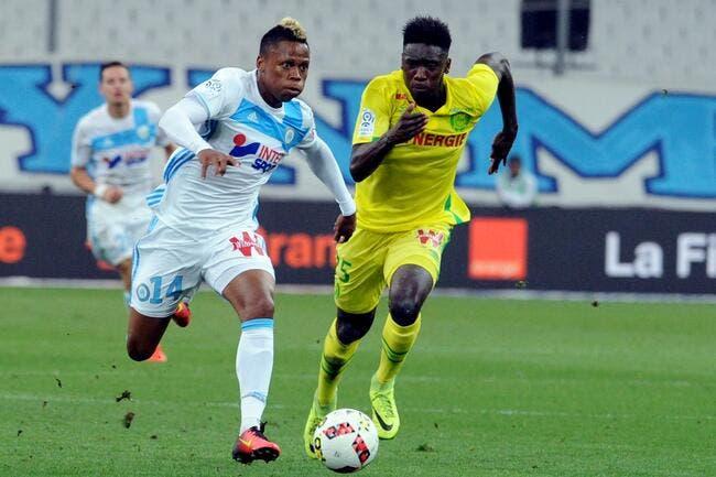 OM - FC Nantes : 2-1