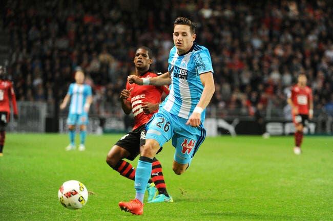 OM : Thauvin pense être le «Francesco Totti» de Marseille