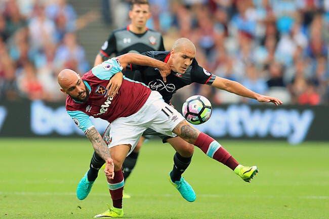 West Ham – Southampton 0-3