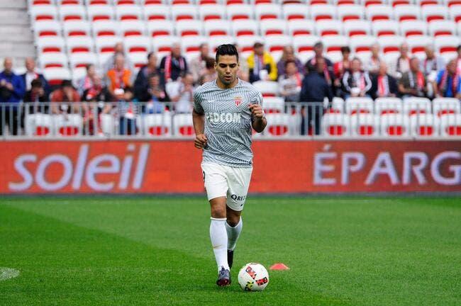 ASM : Monaco sans Falcao contre Leverkusen