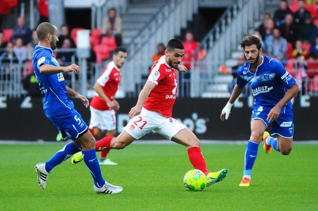 Brest - Reims 2-1