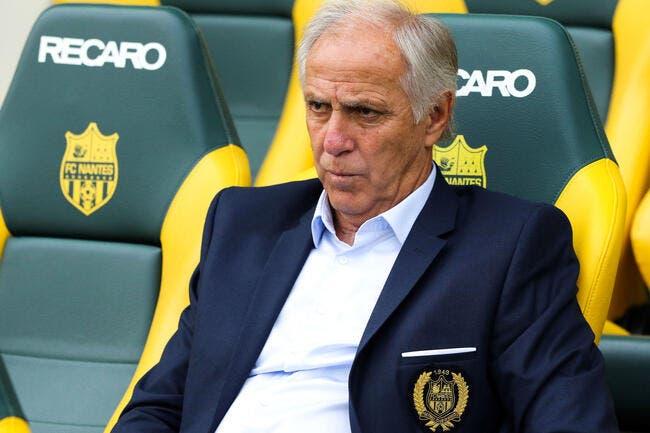 FC Nantes : Girard en danger, Courbis en approche