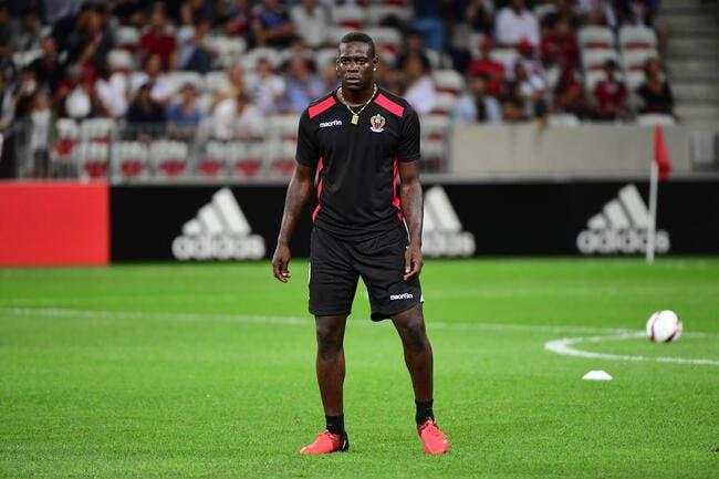 FC Nantes : Les étonnantes justifications pour la non-venue de Balotelli