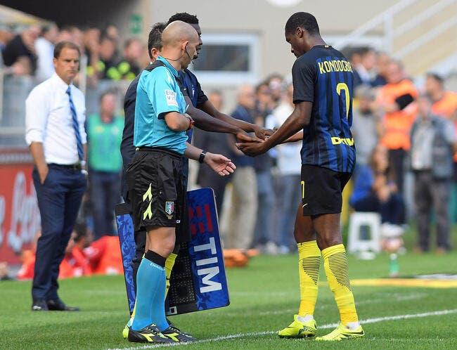 Inter Milan : Kondogbia se fait pourrir par Frank de Boer