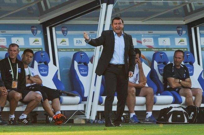 L2 : Auxerre vire Moldovan et prend Djibril Cissé à l'entraînement