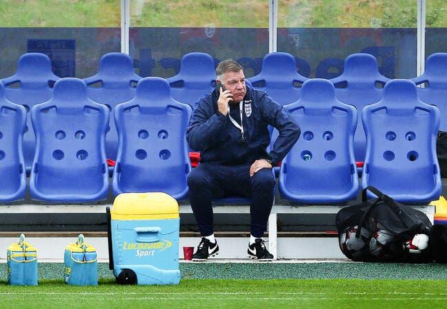 Ang : Allardyce déjà viré de l'Angleterre à cause d'un scandale ?