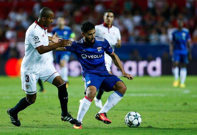 FC Séville – Lyon 1-0