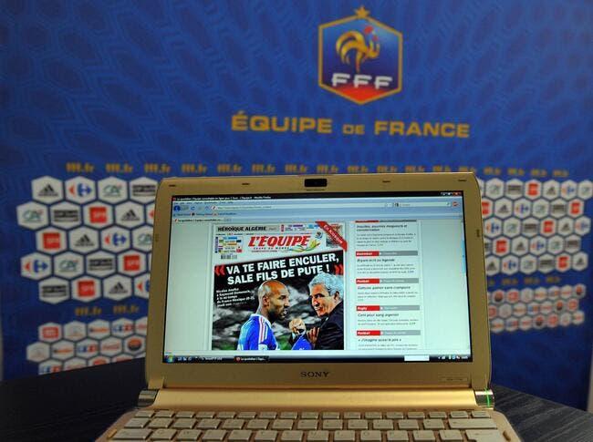 Média : Raymond Domenech retrouve du boulot à L'Equipe !