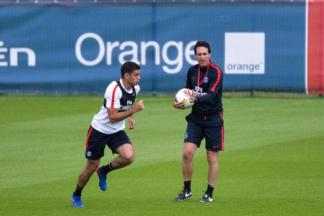 PSG : Emery sort du silence sur le dossier Ben Arfa