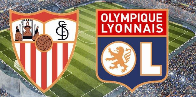 Séville - OL : Les compos (20h45 sur BeInSports 2)
