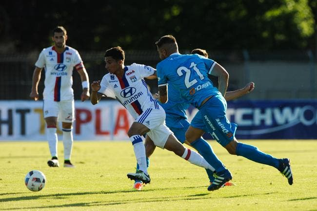 Youth League : L'OL tombe de haut