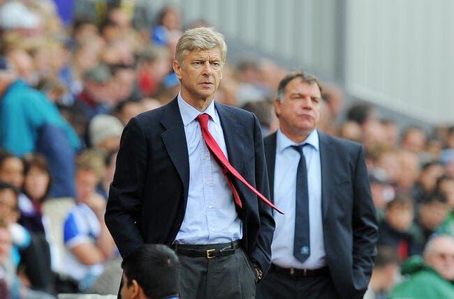 Ang : Wenger contacté pour remplacer Allardyce en fin de saison !