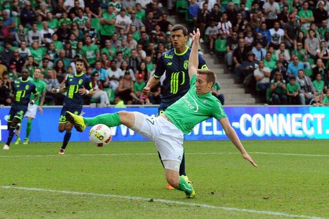ASSE : Beric et Pierre-Gabriel forfaits contre Anderlecht