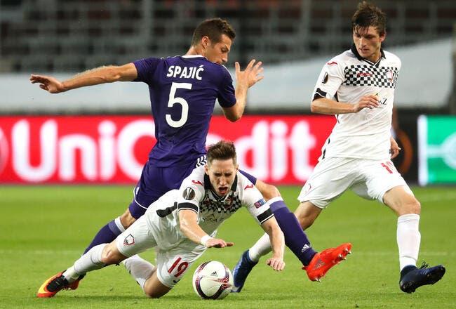 ASSE : Geoffroy-Guichard et Spajic, les atouts d'Anderlecht