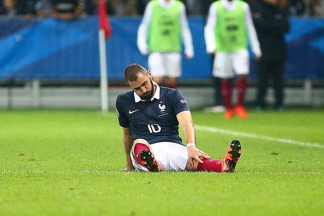 France : Benzema, Deschamps ne veut pas en entendre parler