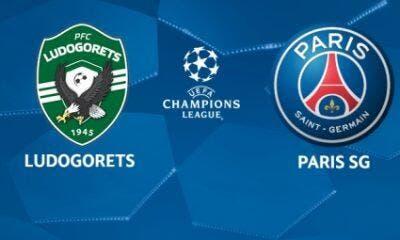 Ludogorets - PSG : Les compos (20h45 sur Canal+)