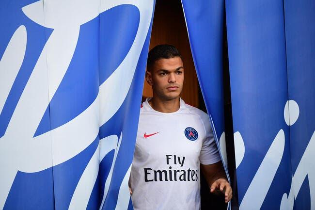 PSG : Ben Arfa est prêt pour affronter Bordeaux