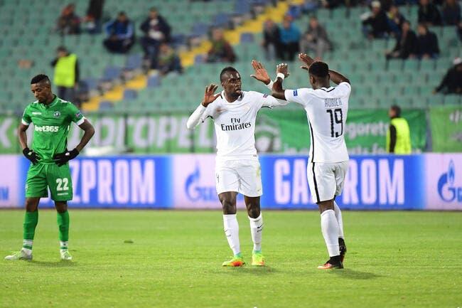 PSG : Blaise Matuidi a vu «un beau match de football»
