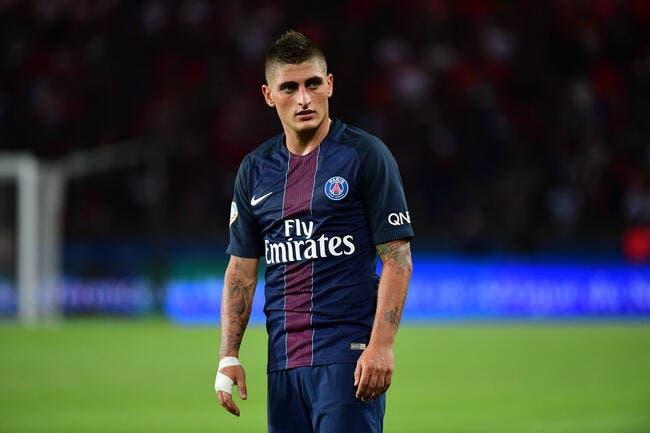 PSG : Verratti, T. Silva, Marquinhos… Paris les inquiète