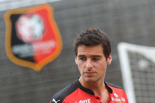 Rennes : Yoann Gourcuff forfait pour le Celtico