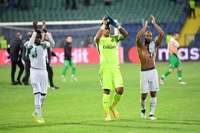 EDF: Thiago Silva fait d'Aréola le futur n°1 des Bleus