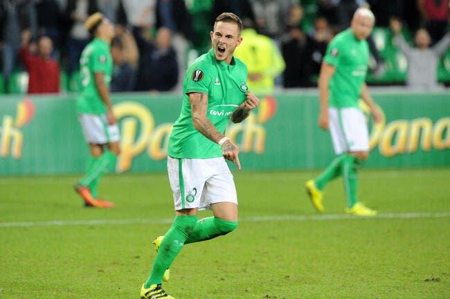 EL : Un but miracle sauve l'ASSE face à Anderlecht