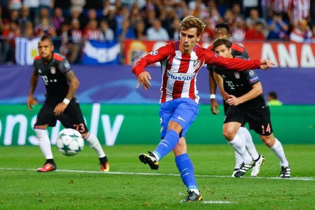 L'Atlético assume, Griezmann continuera de rater des penalties
