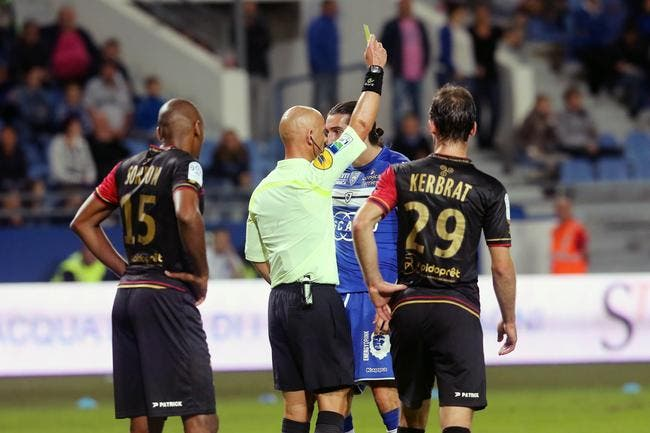 LFP : 4 matchs de suspension pour Crivelli, 2 pour Bakayoko