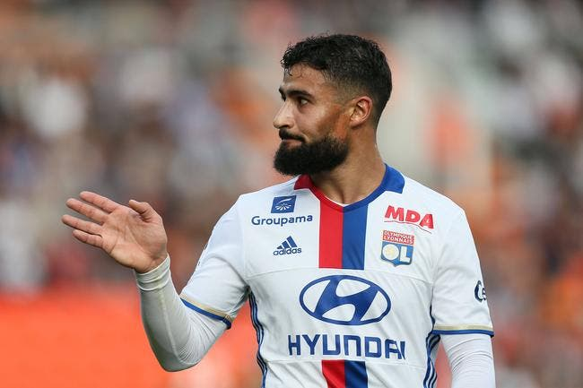 OL : Pour Fékir, Lyon c'est bien, la Liga c'est mieux