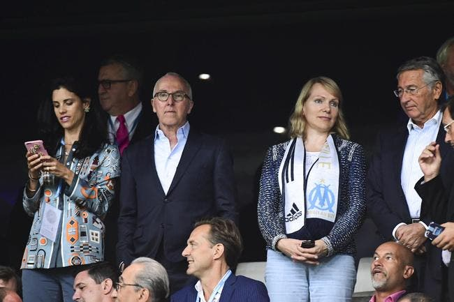 OM: McCourt patron du club le jour du Clasico ?