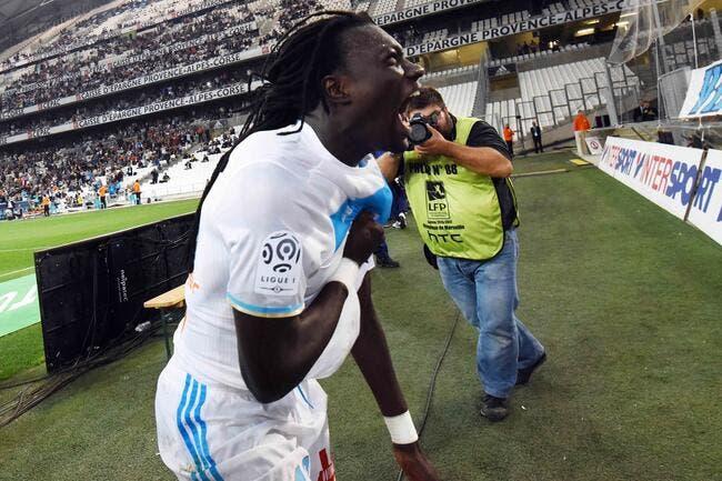 OM-OL: A Lyon, Gomis prouvait déjà qu'il était fada de Marseille