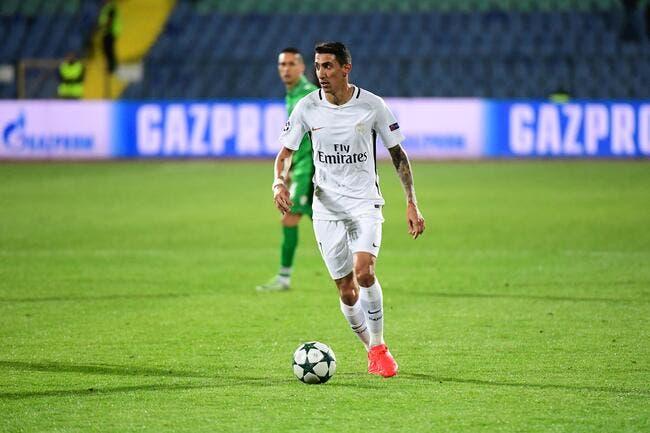 PSG : Emery doit faire une Ben Arfa avec Di Maria demande Rothen