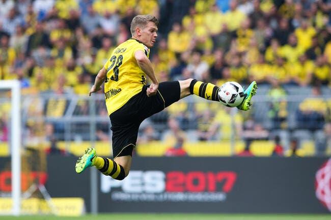 Dortmund : le PSG a tenté Ginter