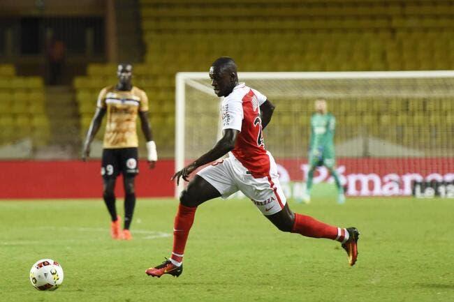 ASM: Monaco toujours sans Benjamin Mendy